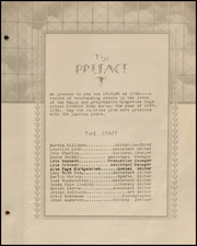 Page 7, 1938 Edition, Grapevine High School - Mustang Yearbook (Grapevine, TX) online yearbook collection