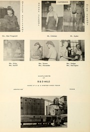 Page 14, 1954 Edition, Grapevine High School - Mustang Yearbook (Grapevine, TX) online yearbook collection