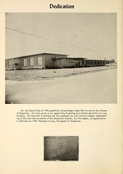 Page 6, 1954 Edition, Grapevine High School - Mustang Yearbook (Grapevine, TX) online yearbook collection