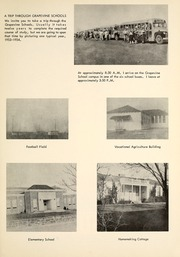 Page 7, 1954 Edition, Grapevine High School - Mustang Yearbook (Grapevine, TX) online yearbook collection