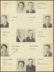 Page 17, 1943 Edition, Greenville High School - Lion Yearbook (Greenville, TX) online yearbook collection