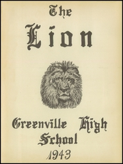 Page 5, 1943 Edition, Greenville High School - Lion Yearbook (Greenville, TX) online yearbook collection