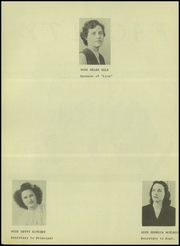 Page 16, 1945 Edition, Greenville High School - Lion Yearbook (Greenville, TX) online yearbook collection