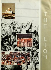 Page 5, 1985 Edition, Greenville High School - Lion Yearbook (Greenville, TX) online yearbook collection