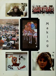 Page 8, 1985 Edition, Greenville High School - Lion Yearbook (Greenville, TX) online yearbook collection