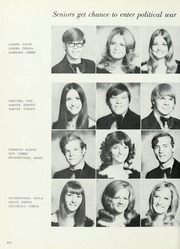 Haltom High School - Buffalo Yearbook (Haltom City, TX) online yearbook collection, 1973 Edition, Page 218