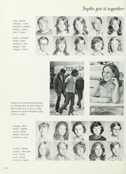 Page 278, 1973 Edition, Haltom High School - Buffalo Yearbook (Haltom City, TX) online yearbook collection