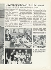 Page 13, 1982 Edition, Haltom High School - Buffalo Yearbook (Haltom City, TX) online yearbook collection