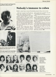 Page 217, 1982 Edition, Haltom High School - Buffalo Yearbook (Haltom City, TX) online yearbook collection