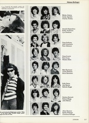 Page 221, 1982 Edition, Haltom High School - Buffalo Yearbook (Haltom City, TX) online yearbook collection