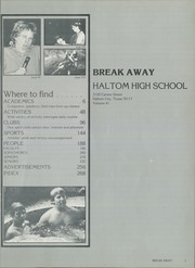 Page 5, 1982 Edition, Haltom High School - Buffalo Yearbook (Haltom City, TX) online yearbook collection