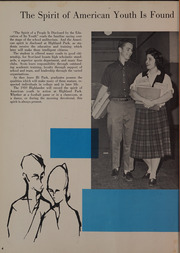 Page 10, 1959 Edition, Highland Park High School - Highlander Yearbook (Dallas, TX) online yearbook collection