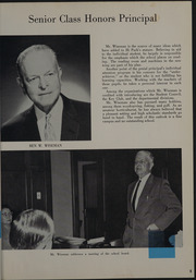 Page 13, 1959 Edition, Highland Park High School - Highlander Yearbook (Dallas, TX) online yearbook collection