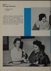 Page 14, 1959 Edition, Highland Park High School - Highlander Yearbook (Dallas, TX) online yearbook collection