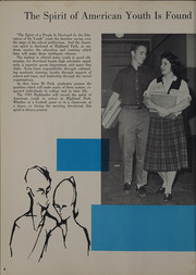 Page 8, 1959 Edition, Highland Park High School - Highlander Yearbook (Dallas, TX) online yearbook collection