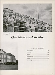 Page 11, 1961 Edition, Highland Park High School - Highlander Yearbook (Dallas, TX) online yearbook collection