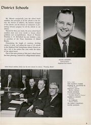 Page 13, 1961 Edition, Highland Park High School - Highlander Yearbook (Dallas, TX) online yearbook collection