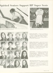 Page 167, 1971 Edition, Highland Park High School - Highlander Yearbook (Dallas, TX) online yearbook collection