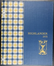 Page 1, 1975 Edition, Highland Park High School - Highlander Yearbook (Dallas, TX) online yearbook collection