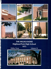Page 5, 1975 Edition, Highland Park High School - Highlander Yearbook (Dallas, TX) online yearbook collection