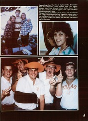 Page 9, 1985 Edition, Highland Park High School - Highlander Yearbook (Dallas, TX) online yearbook collection