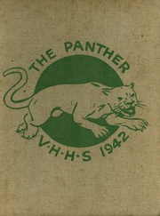 Page 1, 1942 Edition, Hillcrest High School - Panther Yearbook (Dallas, TX) online yearbook collection