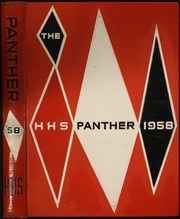Page 1, 1958 Edition, Hillcrest High School - Panther Yearbook (Dallas, TX) online yearbook collection