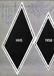 Page 12, 1958 Edition, Hillcrest High School - Panther Yearbook (Dallas, TX) online yearbook collection