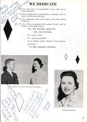 Page 9, 1958 Edition, Hillcrest High School - Panther Yearbook (Dallas, TX) online yearbook collection