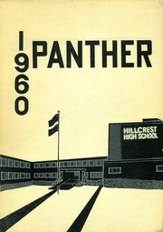 Hillcrest High School - Panther Yearbook (Dallas, TX) online yearbook collection, 1960 Edition, Page 1