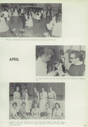 Page 17, 1960 Edition, Hillcrest High School - Panther Yearbook (Dallas, TX) online yearbook collection