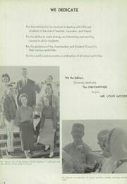 Page 8, 1960 Edition, Hillcrest High School - Panther Yearbook (Dallas, TX) online yearbook collection