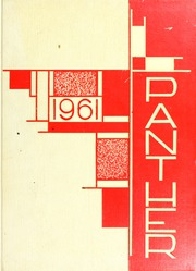 1961 Edition, Hillcrest High School - Panther Yearbook (Dallas, TX)