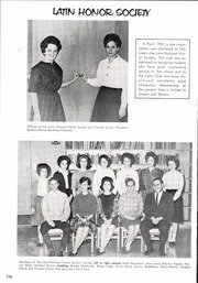 Page 234, 1963 Edition, Hillcrest High School - Panther Yearbook (Dallas, TX) online yearbook collection