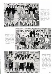 Page 237, 1963 Edition, Hillcrest High School - Panther Yearbook (Dallas, TX) online yearbook collection