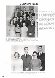 Page 242, 1963 Edition, Hillcrest High School - Panther Yearbook (Dallas, TX) online yearbook collection