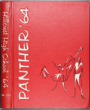1964 Edition, Hillcrest High School - Panther Yearbook (Dallas, TX)