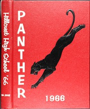 1966 Edition, Hillcrest High School - Panther Yearbook (Dallas, TX)
