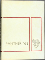 1968 Edition, Hillcrest High School - Panther Yearbook (Dallas, TX)