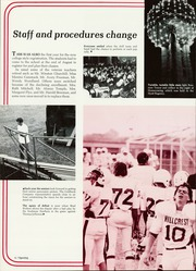 Page 10, 1982 Edition, Hillcrest High School - Panther Yearbook (Dallas, TX) online yearbook collection