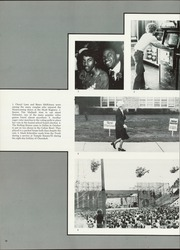 Page 14, 1982 Edition, Hillcrest High School - Panther Yearbook (Dallas, TX) online yearbook collection