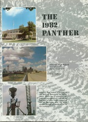 Page 5, 1982 Edition, Hillcrest High School - Panther Yearbook (Dallas, TX) online yearbook collection