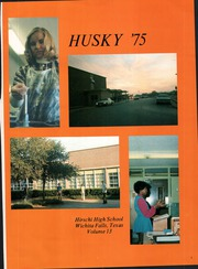 Page 5, 1975 Edition, Hirschi High School - Husky Yearbook (Wichita Falls, TX) online yearbook collection