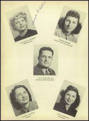 Page 10, 1948 Edition, Irving High School - Lair Yearbook (Irving, TX) online yearbook collection