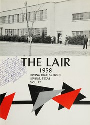 Page 7, 1958 Edition, Irving High School - Lair Yearbook (Irving, TX) online yearbook collection