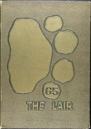 Page 1, 1965 Edition, Irving High School - Lair Yearbook (Irving, TX) online yearbook collection