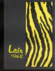 Irving High School - Lair Yearbook (Irving, TX) online yearbook collection, 1968 Edition, Page 1
