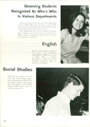 Page 106, 1971 Edition, Irving High School - Lair Yearbook (Irving, TX) online yearbook collection