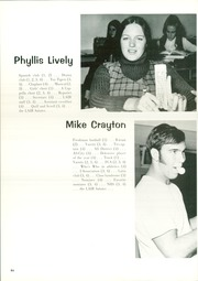 Page 92, 1971 Edition, Irving High School - Lair Yearbook (Irving, TX) online yearbook collection