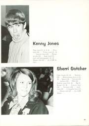Page 93, 1971 Edition, Irving High School - Lair Yearbook (Irving, TX) online yearbook collection